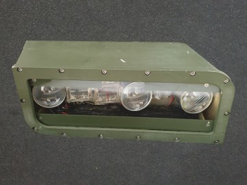LED Headlight, ASFAR 1