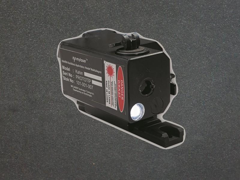 Laser Target Pointer, KAHİN